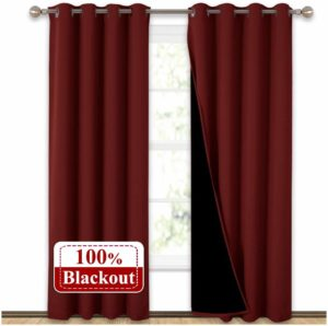 sound deadening curtains