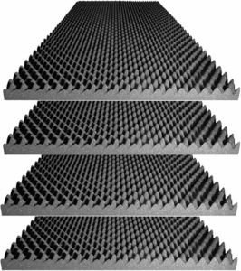 Acoustic Foam Egg Panels