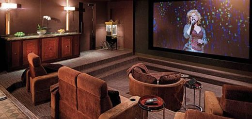 Soundproof Home Theater Doors