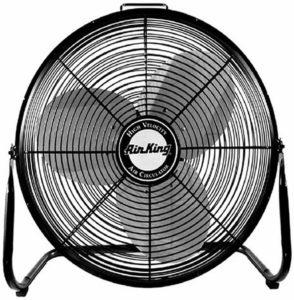 white noise industrial fan