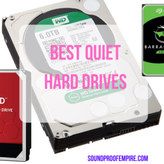 quiet hard drives
