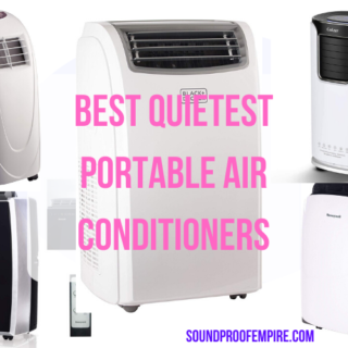 quietest portable air conditioners