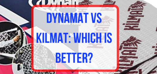 Kilmat vs Dynamat