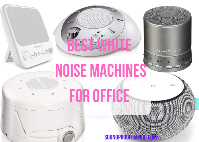 white noise machine for office