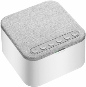 X-Sense Sleep Sound Machine with 40 Non-Looping Soothing Sounds