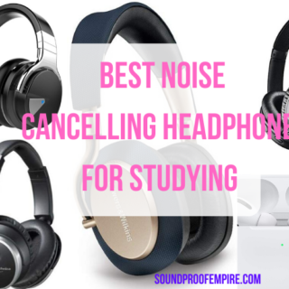 Best Noise Cancelling Headphones for Studying Students