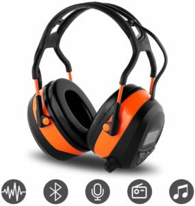 FM MP3 Bluetooth Radio Headphones