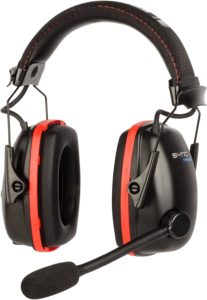 Honeywell Sync Wireless Earmuff with Bluetooth 4.1