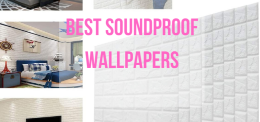 soundproof wallpaper