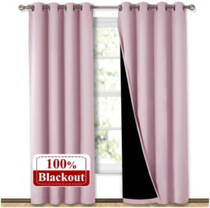 NICETOWN Thermal Insulated Noise Reducing Curtains
