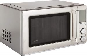 Breville BMO850BSS the Smooth Wave Countertop Microwave Oven