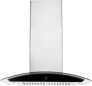 Hauslane Chef Wall Mount Range Hood