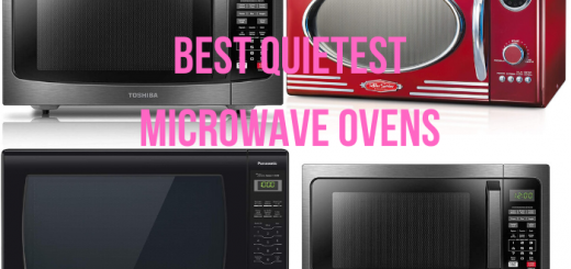 quiet microwave, quietest microwaves, microwaves with silent mode