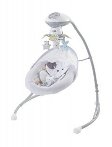 Fisher-Price Sweet Snugpuppy Dreams Caddle 'n Swing