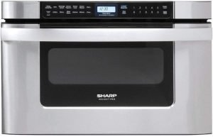 Sharp KB-6521PS 24-inch Microwave Oven