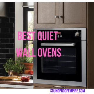 quiet wall oven