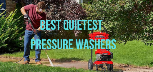 quietest pressure washer