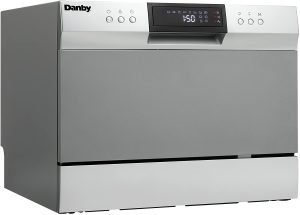 Danby Portable Countertop Dishwasher