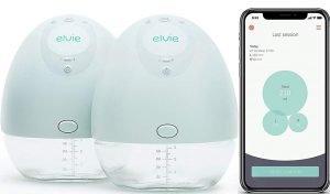 Elvie Silent Wearable Breast Pump
