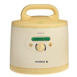 Medela Symphony Hospital Grade Breastpump, quiet breast pump