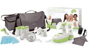 New in the USA Ardo Calypso-To-Go Double Electric Breast Pump
