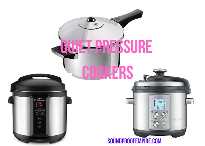 quiet pressure cooker