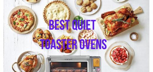 quiet toaster oven
