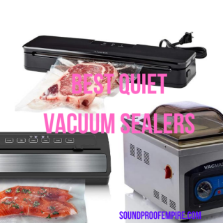 quiet vacuum sealer