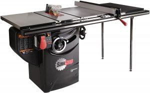 SAWSTOP 10-Inch Professional Cabinet Saw,silent table saw