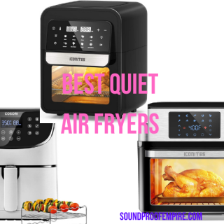 quiet air fryer