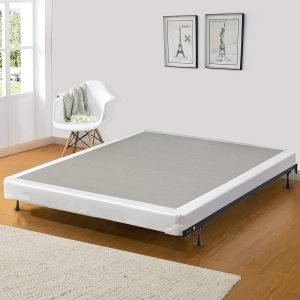 Comfort Bedding Low Profile Traditional Box Spring
