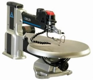 Delta Power Tools 40-694 20 Inch Variable Speed Scroll Saw