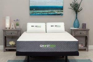 Ghostbed 11 Inch Cooling Gel Memory Foam Mattress