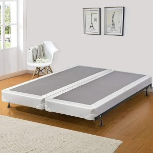 Spinal Solution  Fully Assembled Split Coil Box Spring