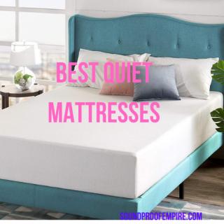 quiet mattress