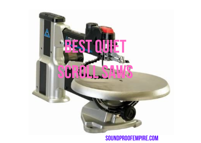 quiet scroll saw