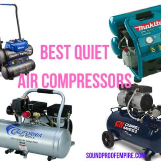 quietest air compressor