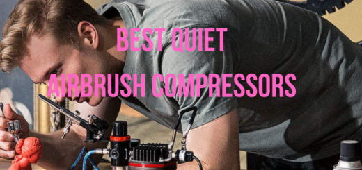 quietest airbrush compressor