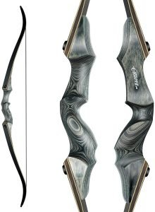 Neutral Black Hunter Original Takedown Recurve Bow