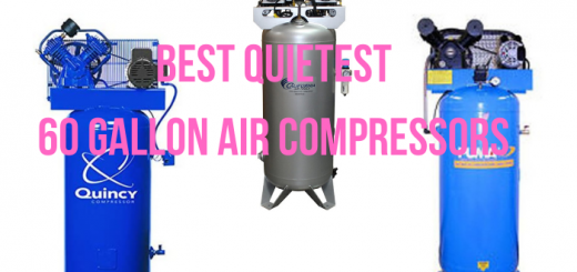 quietest 60 gallon air compressor