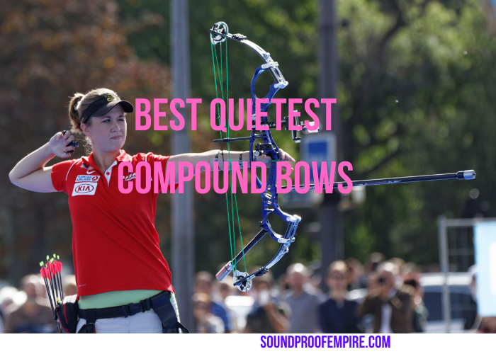 quietest compound bow