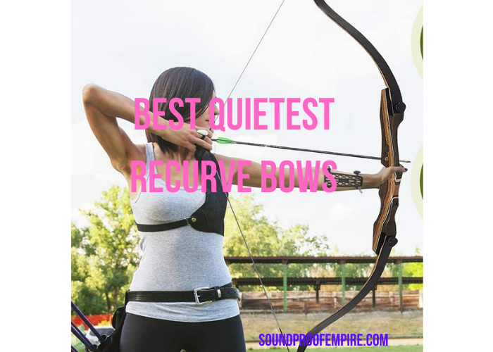 quietest recurve bow