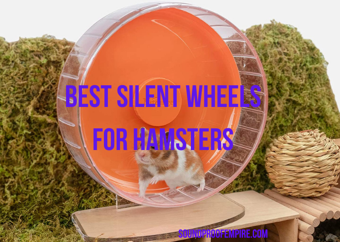 silent wheels for hamsters
