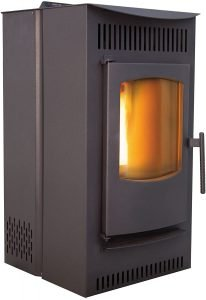 Castle Serenity Stove Wood Pellet with Smart Controller