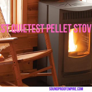 quietest pellet stove