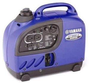 Yamaha EF1000iS Gas Powered Portable Inverter Generator