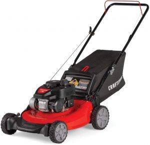 Craftsman M105 140cc Gas Powered Push Lawn Mower