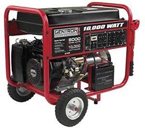 Gentron 10000 Watt Gas Powered Portable Generator