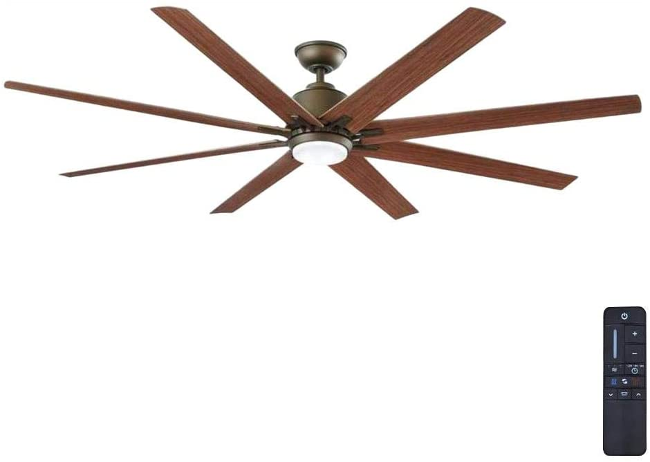 Home Decorators Collection Kensgrove 72 Inch LED Ceiling Fan