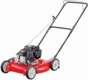 Yard Machines 132cc 20 -Inch Push Gas Lawn Mower